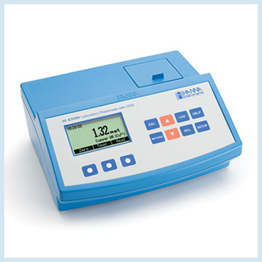 Benchtop & Portable Photometers