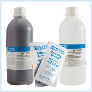 Electrode Cleaning Solutions