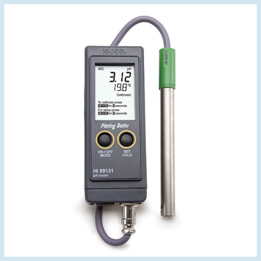 Special Application pH Meters