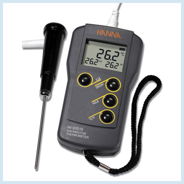 Thermistor Thermometers