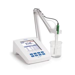 Hanna HI-5222-02 Research Grade pH/ORP/ISE/Temperature Meter