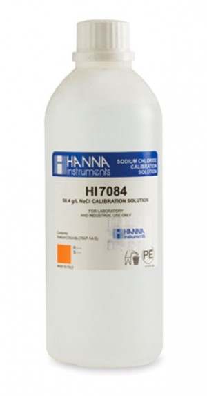 HI-7084L Standard Solution at 58.4 g/L NaCl