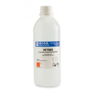 Hanna HI-7085L Standard Solution at 0.3 g/L Sodium Chloride (NaCl), 500ml