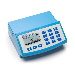HI-83300-02 Multi-parameter Benchtop Photometer & pH meter