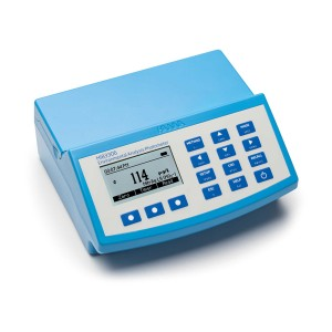 HI-83306-02 Multi-parameter Environmental Analysis Photometer with pH meter