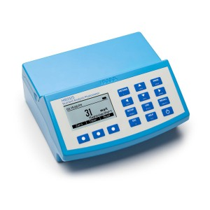 HI-83325-02 Multi-parameter Photometer with pH meter for Plant Nutrient analysis