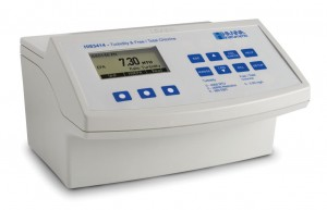 Hanna HI-83414-02 Turbidity and Free and Total Chlorine Meter