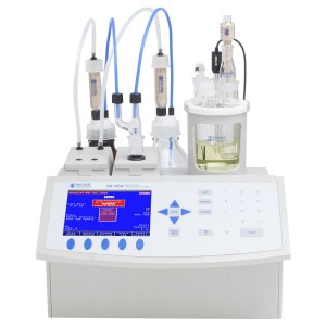 HI-904 Karl Fischer Coulometric Titrator for moisture determination