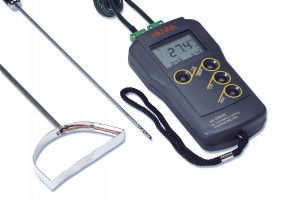 Hanna HI-93532 Dual-input, K-type Thermocouple Thermometers