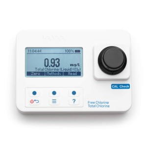Hanna HI-97711 Free and Total Chlorine Portable Photometer