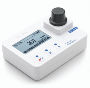HI-97752 Calcium and magnesium photometer: Range: 0 to 400 mg/L, Mg: 0 to 150 mg/L