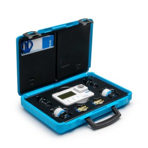 Hanna HI-97710C pH, Free & Total Chlorine Portable Photometer Kit
