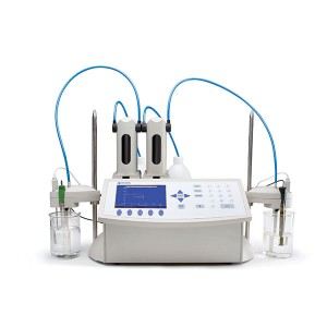 Hanna HI-902C2 Potentiometric Titrator with Colour LCD, 2 Analog Boards