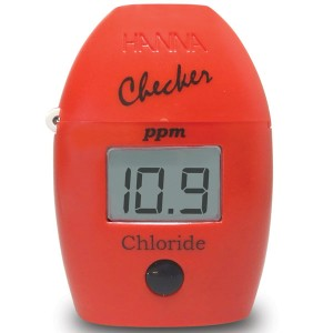 HI-753 Chloride Handheld Colorimeter, Checker®HC