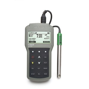HANNA HI-98190 Professional Waterproof pH/ORP Meter