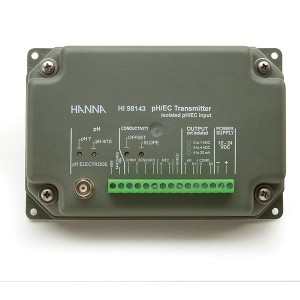 HI-98143-04 pH and EC Transmitter with Isolated Output