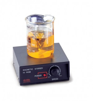 Hanna HI-190M-0 1L Magnetic Mini Stirrer with Speedsafe