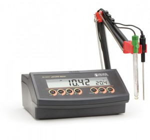 HI-2211 Bench Top pH & mV Meter