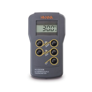 HI-93530N Portable K-type Thermometer