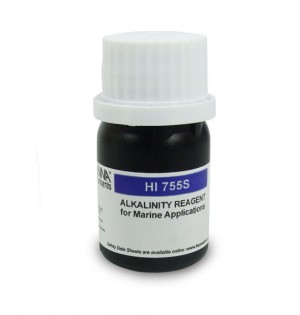 Hanna HI-755-26 Liquid Alkalinity reagents for pocket checker HI-755 (25 tests)