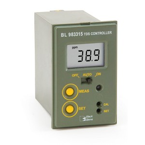 Hanna BL-983315-0 TDS Mini Controller (Range 0.0 to 199.9 ppm)