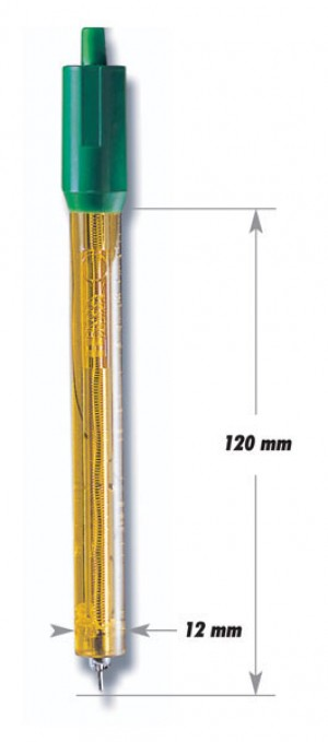 Hanna HI-3620D ORP Electrode, DIN Connector and 1m Cable
