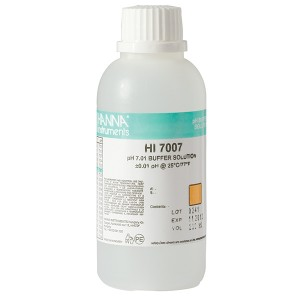 Hanna HI-7007M pH 7.01 buffer solution 230ml