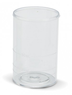 Hanna HI-740036P 10 x 100ml Beaker (10 pieces)