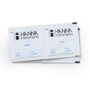 Hanna HI-93711-03 Total Chlorine Reagent, DPD Method (300 tests)