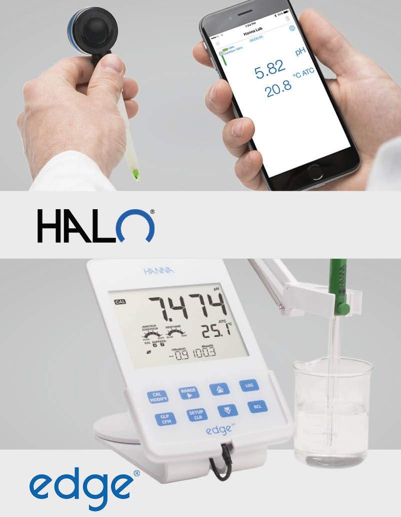 Edge & Halo range