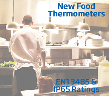 New Food Thermometers